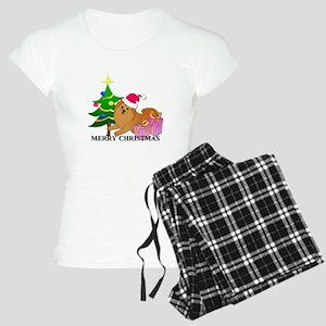 Pomeranian Women's Light Pajamas