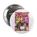 "Happy Birthday 2.25"" Button (100 pack)"