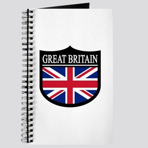 Great Britain Patch Journal