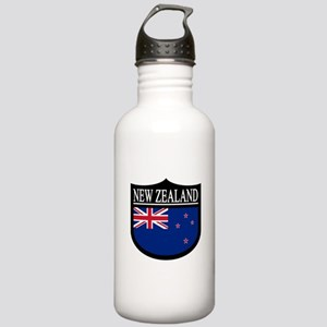 New Zealand Patch Stainless Water Bottle 1.0L