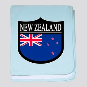 New Zealand Patch baby blanket