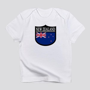 New Zealand Patch Infant T-Shirt