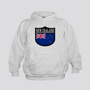 New Zealand Patch Kids Hoodie