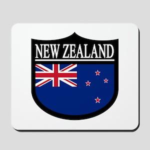 New Zealand Patch Mousepad