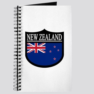 New Zealand Patch Journal