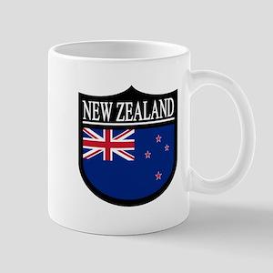 New Zealand Patch Mug