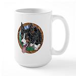 Fawn's Tri Large Mug