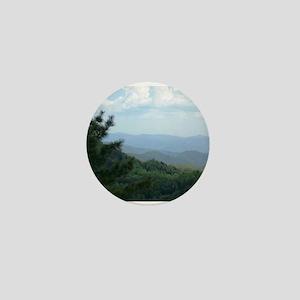 Great Smoky Mountains Mini Button