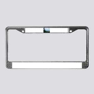 Great Smoky Mountains License Plate Frame