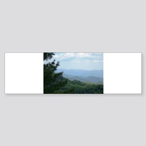 Great Smoky Mountains Sticker (Bumper)