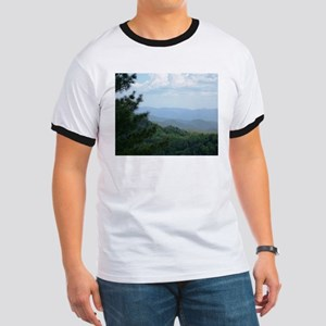 Great Smoky Mountains Ringer T