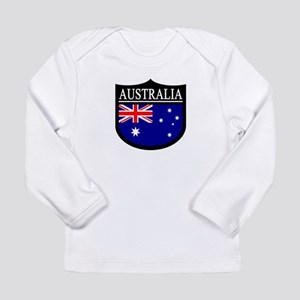 Australia Patch Long Sleeve Infant T-Shirt