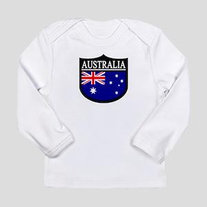 Australia Patch Long Sleeve Infant T-Shirt