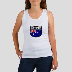 Australia Patch Women's Tank Top