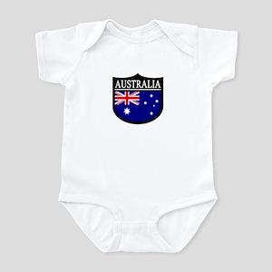 Australia Patch Infant Bodysuit