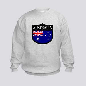Australia Patch Kids Sweatshirt