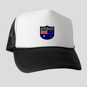 Australia Patch Trucker Hat