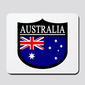 Australia Patch Mousepad