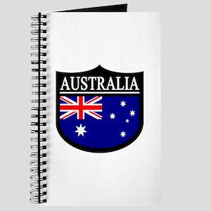 Australia Patch Journal