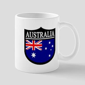 Australia Patch Mug