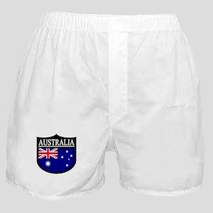Australia Patch Boxer Shorts
