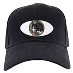 Fawn's Tri Black Cap