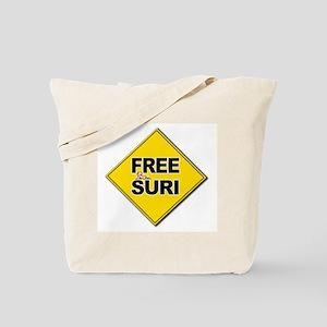 Free Suri Tote Bag