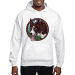 Fawn's Redheaded Hooded Sweatshirt