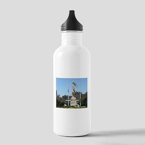 Saint Joan of Arc statue Stainless Water Bottle 1.