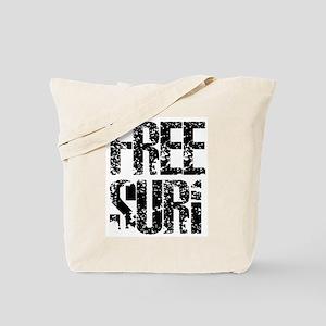 FREE SURI! FREE SURI Tote Bag