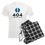 404 Error Men's Light Pajamas