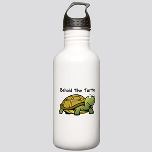 Behold The Turtle Stainless Water Bottle 1.0L