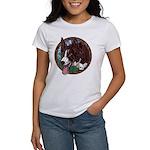 Fawn's Redheaded Women's T-shirt