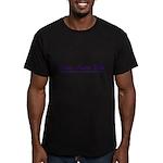 Jesus Loves Me You Not Men's Fitted T-Shirt (dark)