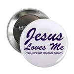 Jesus Loves Me You Not 2.25