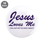 Jesus Loves Me You Not 3.5