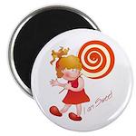 Sweet Girl Magnet
