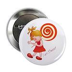 Sweet Girl Button