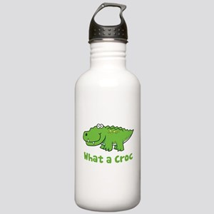 What a Croc Stainless Water Bottle 1.0L
