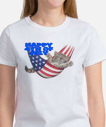 PATRIOTIC Women's T-Shirt