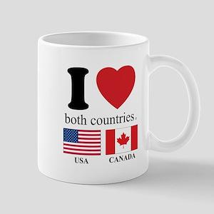 USA-CANADA Mug