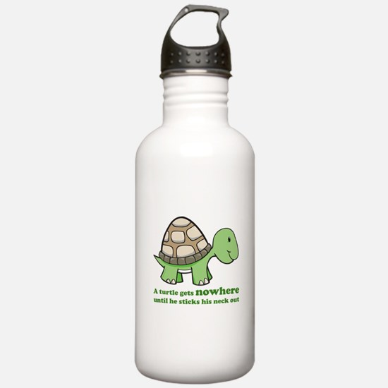Turtle Neck Water Bottle