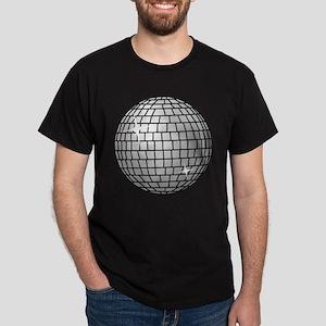 70's Disco Ball Dark T-Shirt