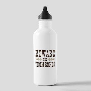 Beware the Trombones Stainless Water Bottle 1.0L