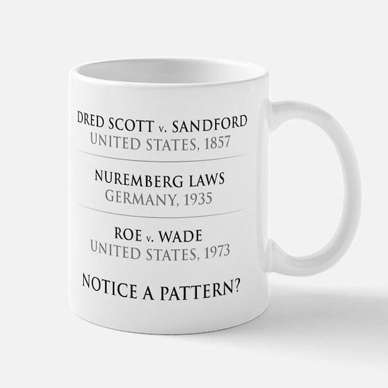 Notice a Pattern Mug (regular)