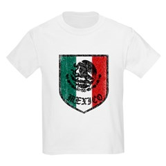 Mexican Flag Crest T-Shirt