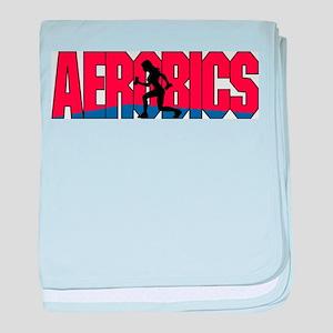 Aerobics baby blanket