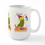 """""""Embrace Your Dreams"""" Large Mug"""