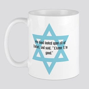So God looked upon all of Isr Mug
