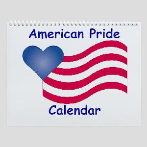 American Pride Wall Calendar